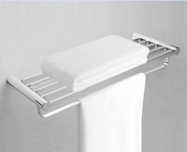 """科勒 奥睿24""""双层浴巾架 K-37062T-CP 610 × 164 × 94 mm"""